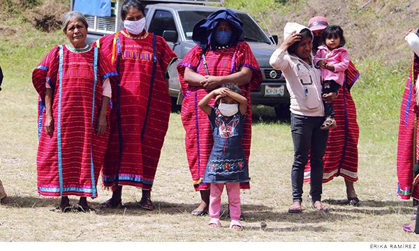 Indígenas triquis